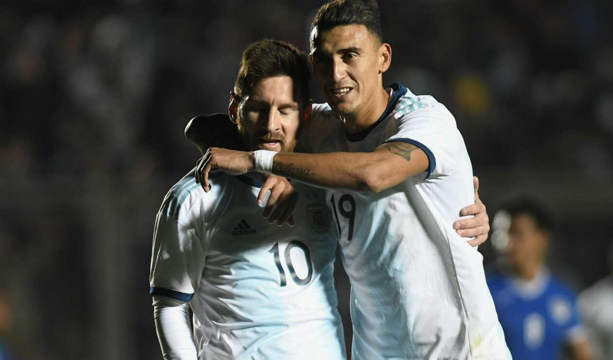 Argentina gana