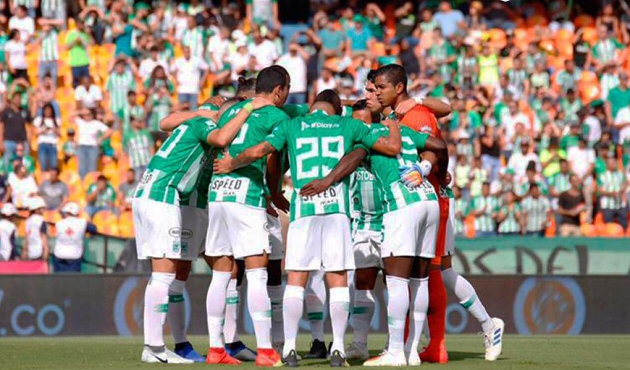 Atletico Nacional Entre Los Clubes Mas Costosos De Sudamerica Antena 2
