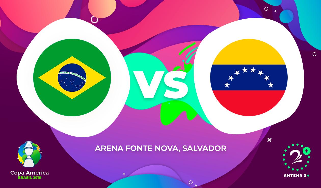 Brasil Vs Venezuela