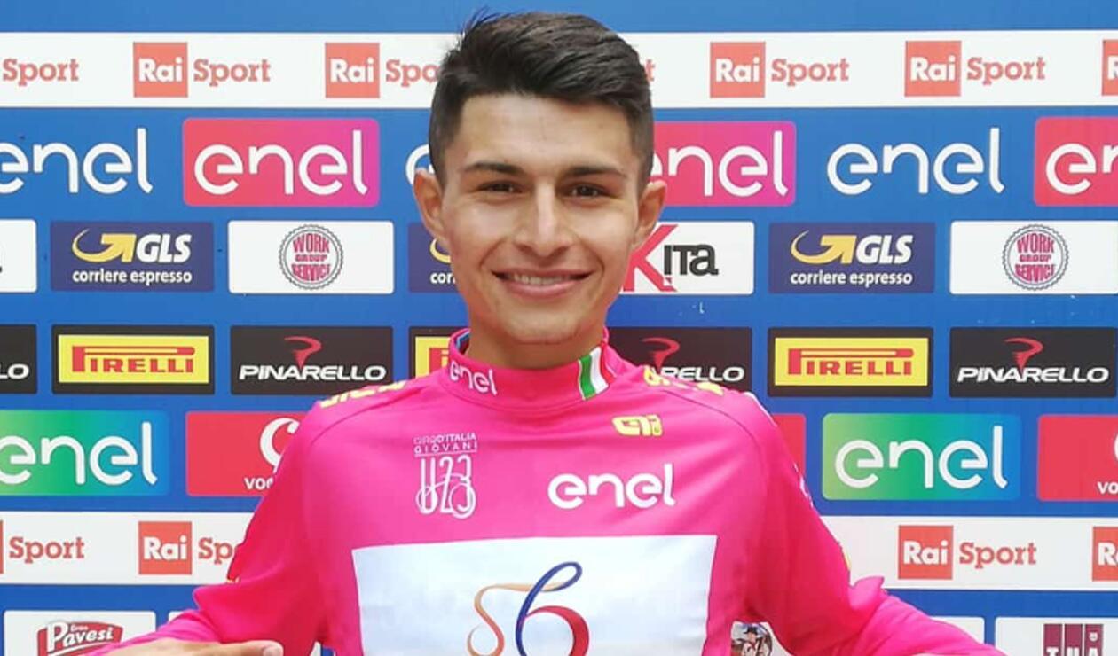 Camilo Ardila · Giro de Italia sub 23