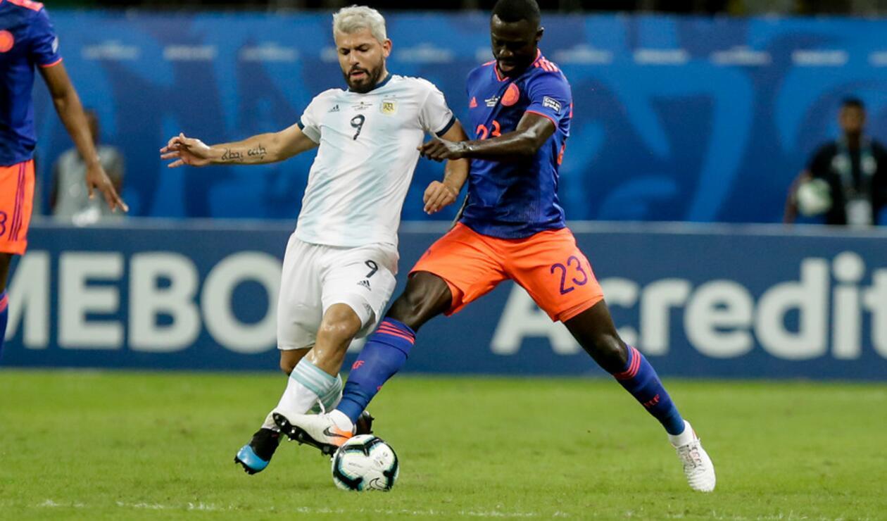 Dávinson Sánchez - Selección Colombia