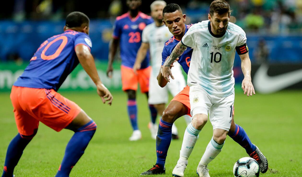 Colombia vs Chile: Carlos Caszely no ve favorita a la 'Tricolor' | Antena 2
