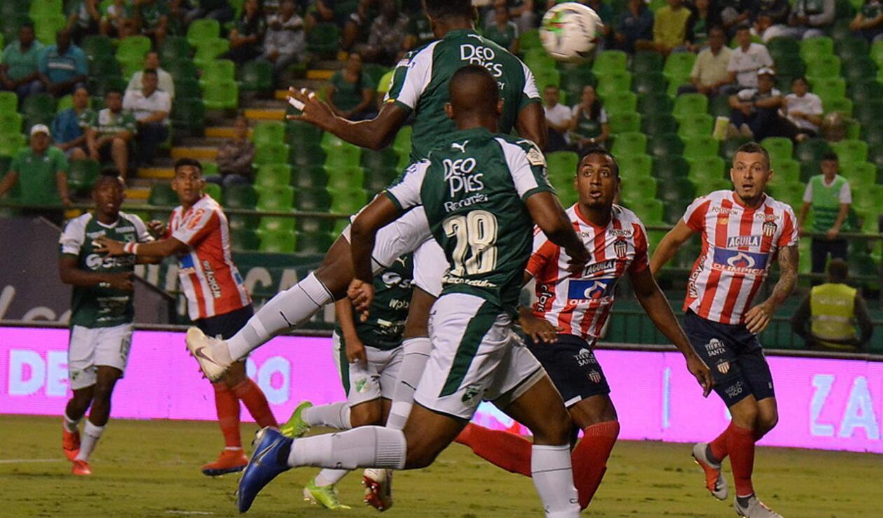 Deportivo Cali vs Junior de Barranquilla - Liga Águila
