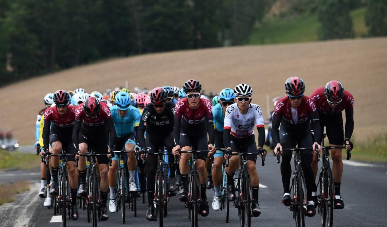 Criterium del Dauphiné - etapa 2