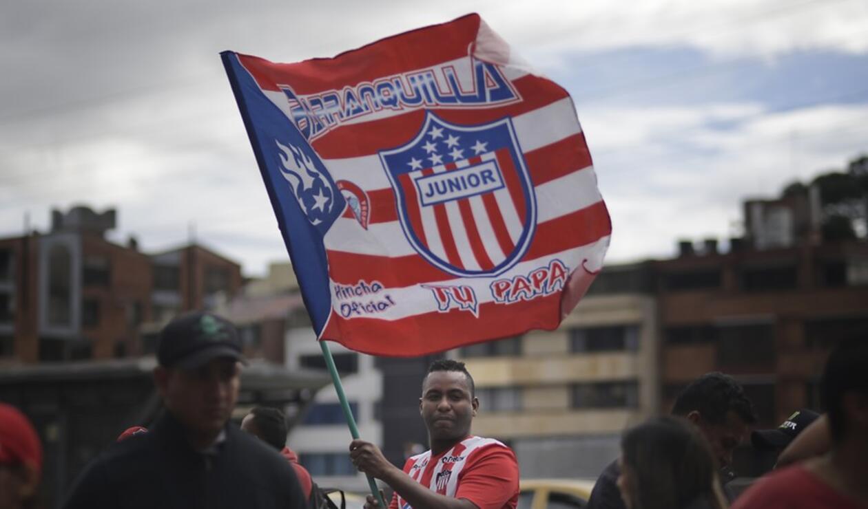 Final Deportivo Pasto vs Junior - Liga Águila