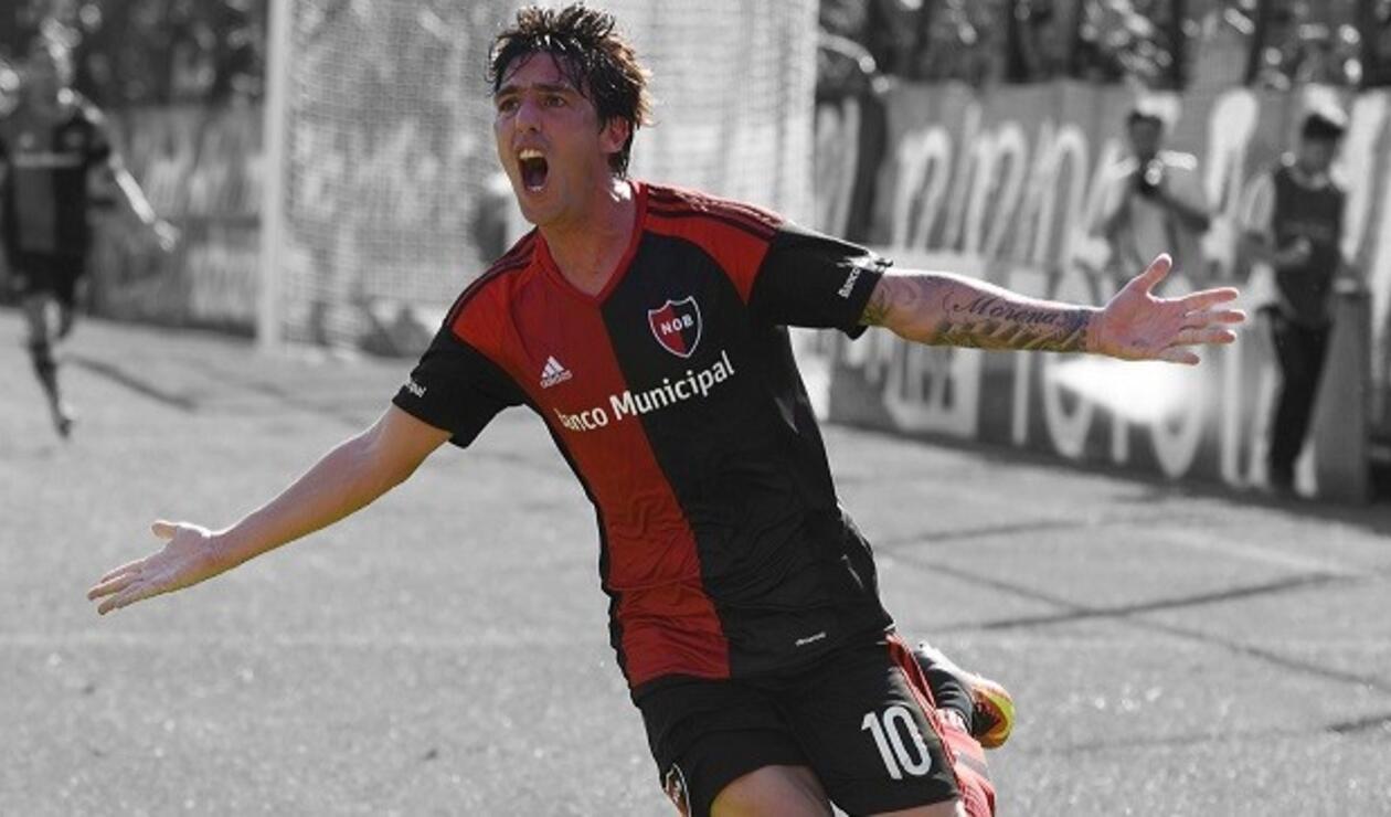 Mauro Formica, delantero de Newells Old Boys