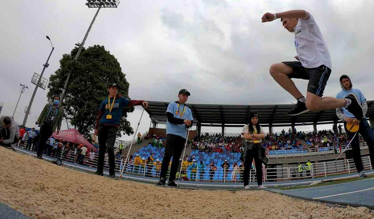 Esfuerzo y competencia en las Olimpiadas Especiales Fides Compensar 2019