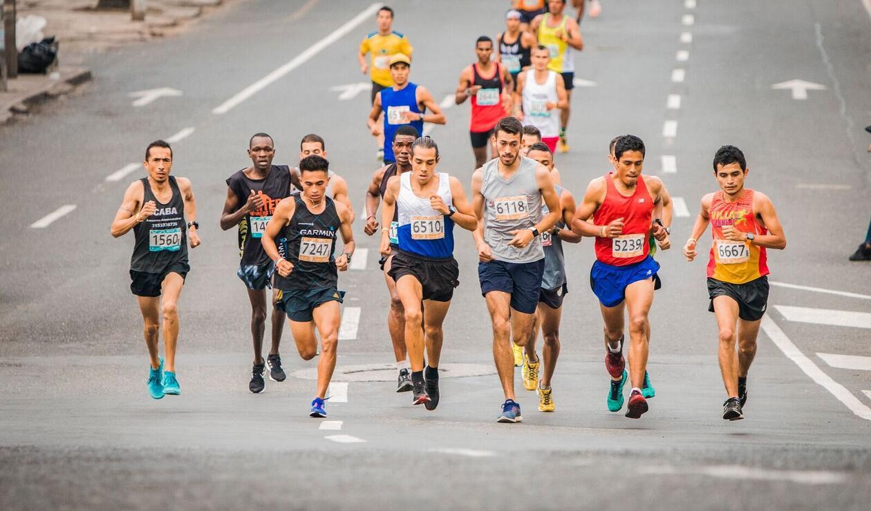 Media Maratón de Cali
