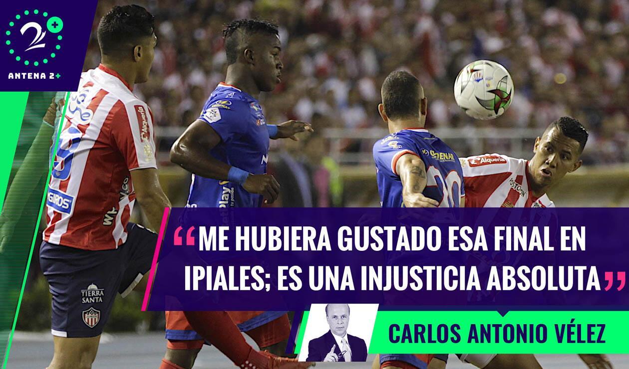 Junior vs Deportivo Pasto - Final de la Liga Águila