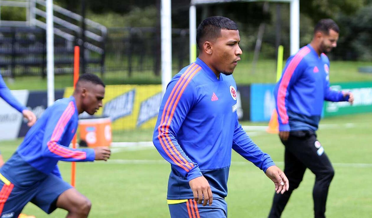 Entrenamiento Selección Colombia - 5 de junio 2019