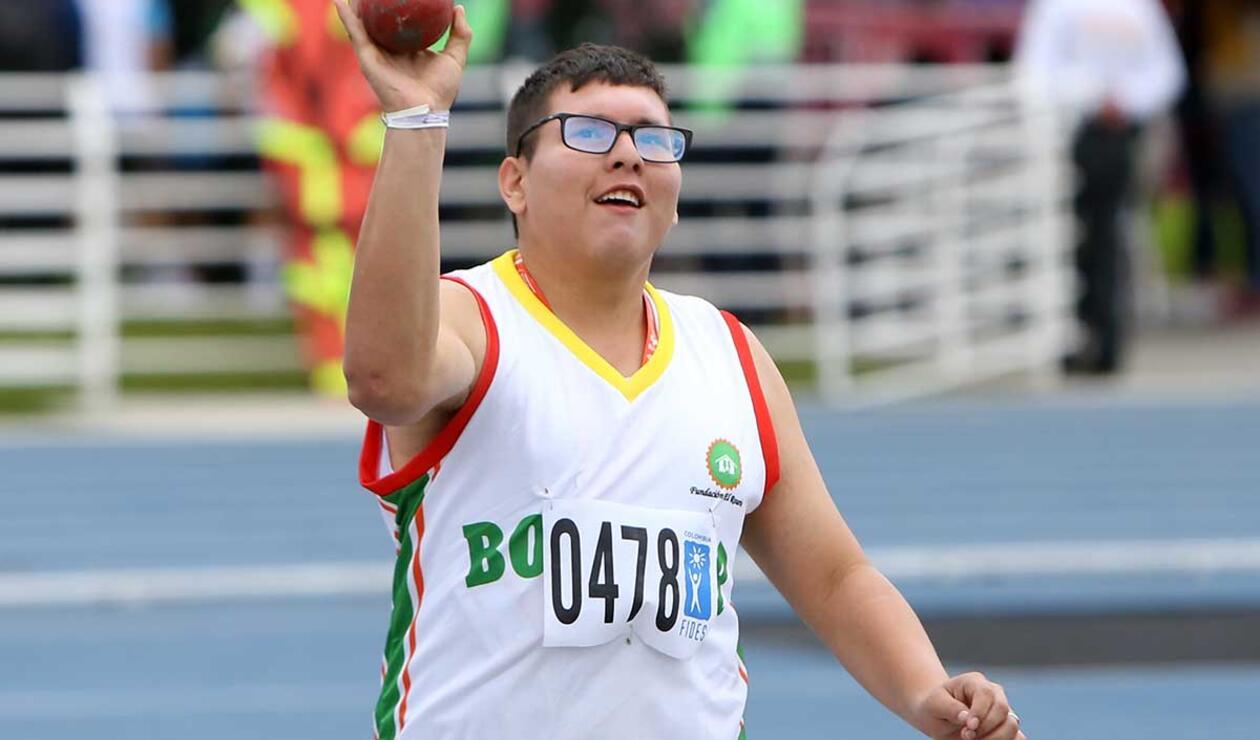 Los deportistas se disfrutaron las Olimpiadas Especiales Fides Compensar 2019