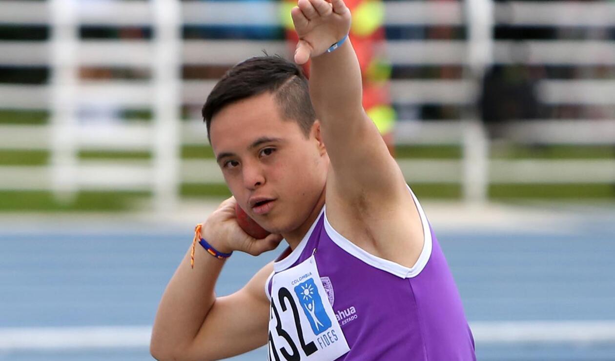 Concentración y esfuerzo, máxima en las Olimpiadas Especiales Fides
