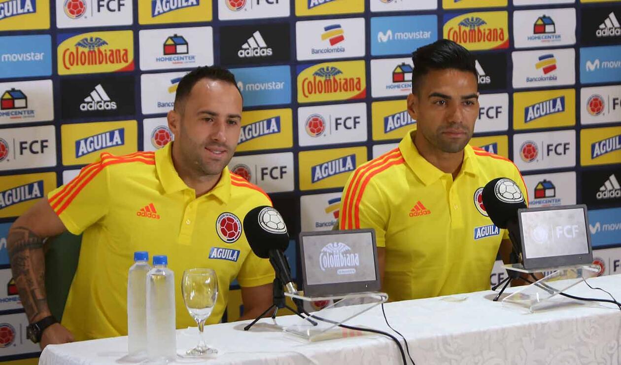David Ospina y Falcao García