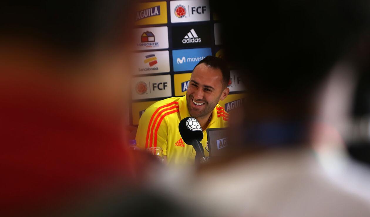 Selección Colombia - entrenamiento Copa América