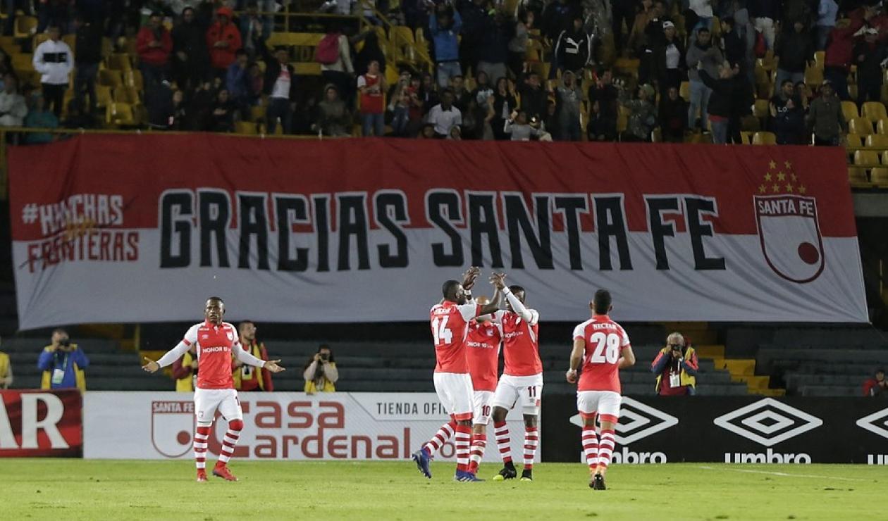 Independiente Santa Fe 2019-1