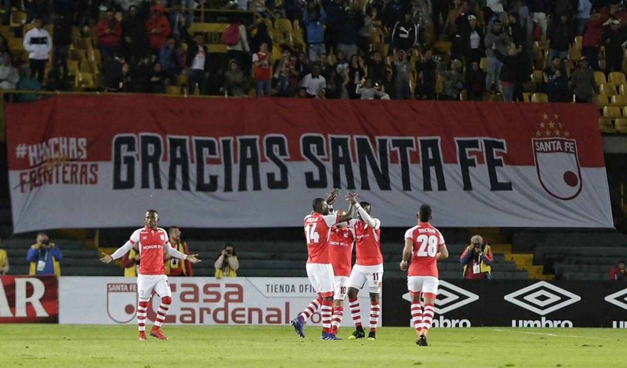 Independiente Santa Fe 2019-1