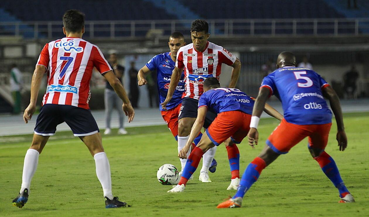 Junior vs Pasto - Liga Águila 2019