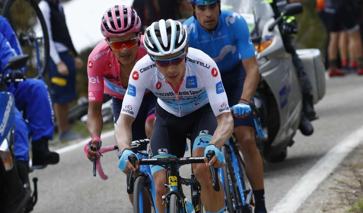Miguel Ángel López - Astana