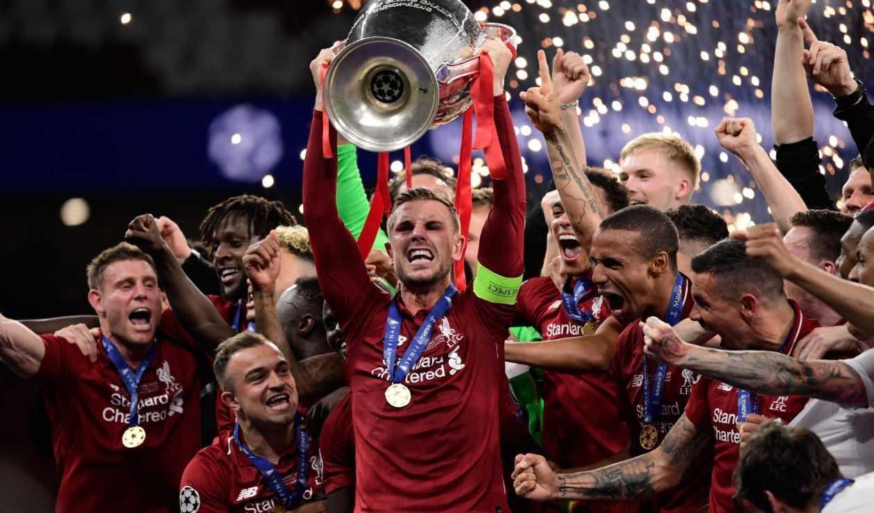 Tottenham Hotspur vs Liverpool - Final Champions League