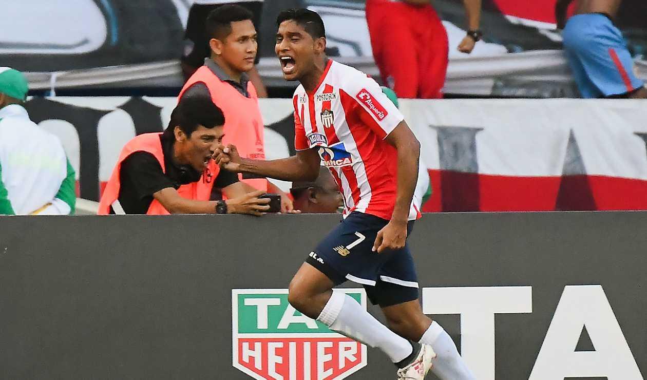 Luis Carlos Ruíz - Junior