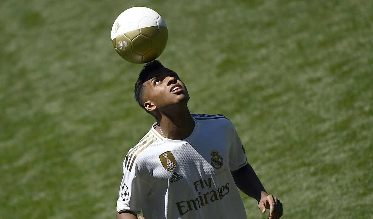 Rodrygo - Real Madrid