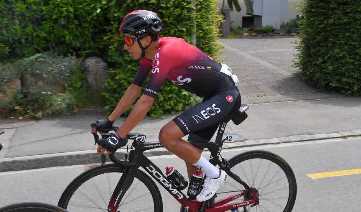 Egan Bernal - Team INEOS