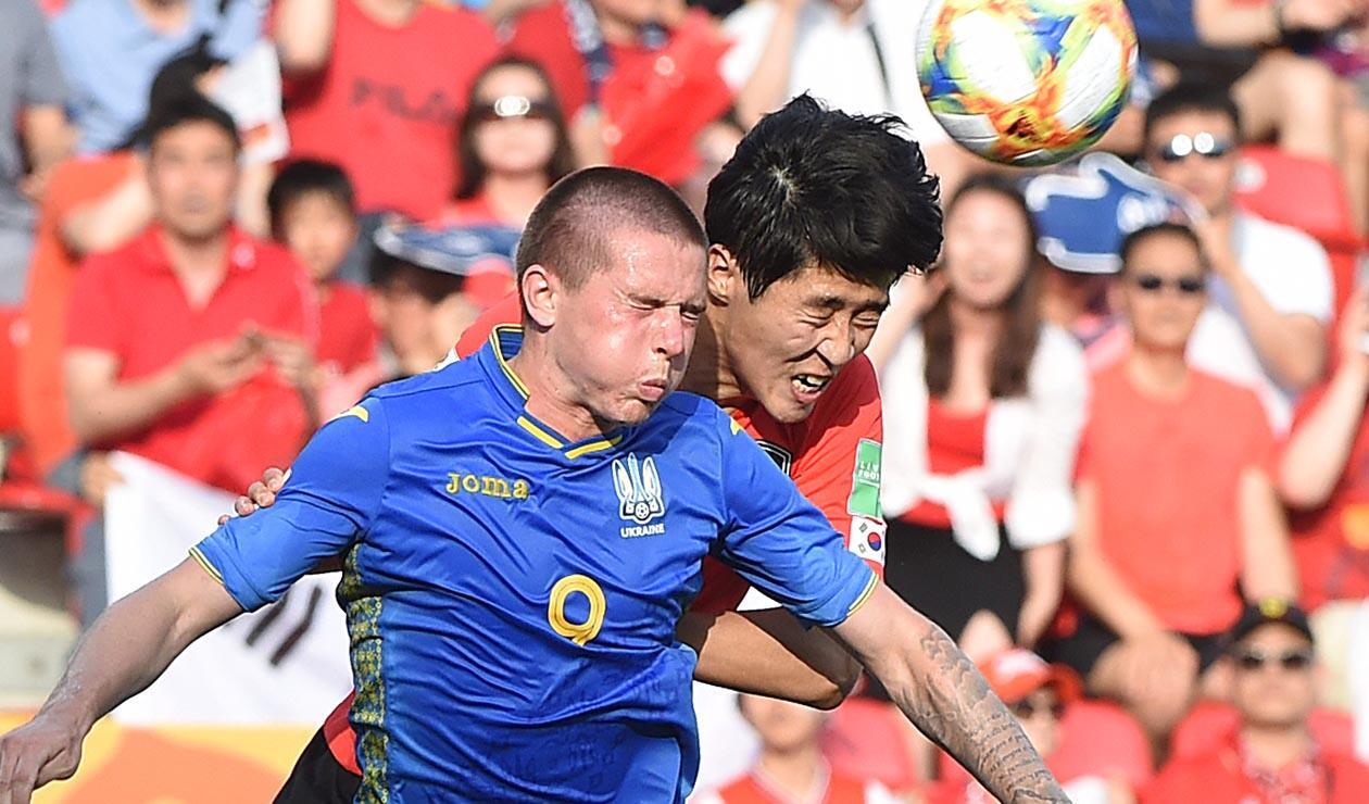 Ucrania vs Corea del Sur - Mundial Sub 20