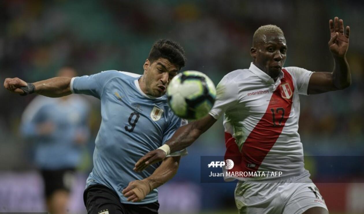 Uruguay vs Perú - Copa América