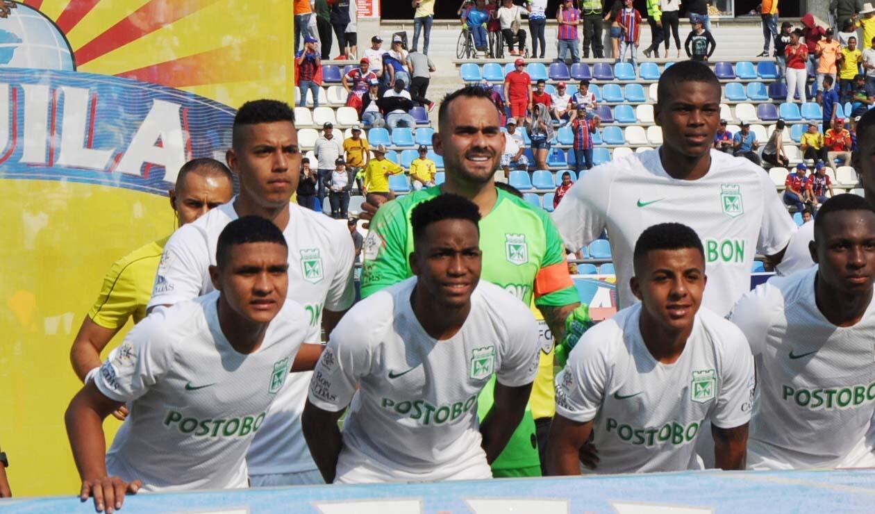 Christian Vargas - Atlético Nacional
