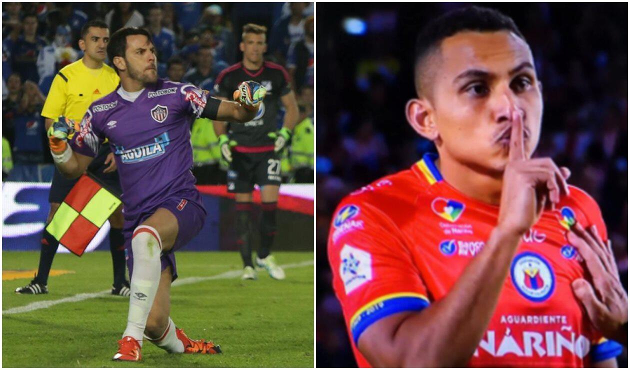 Sebastián Viera y Ray Vanegas