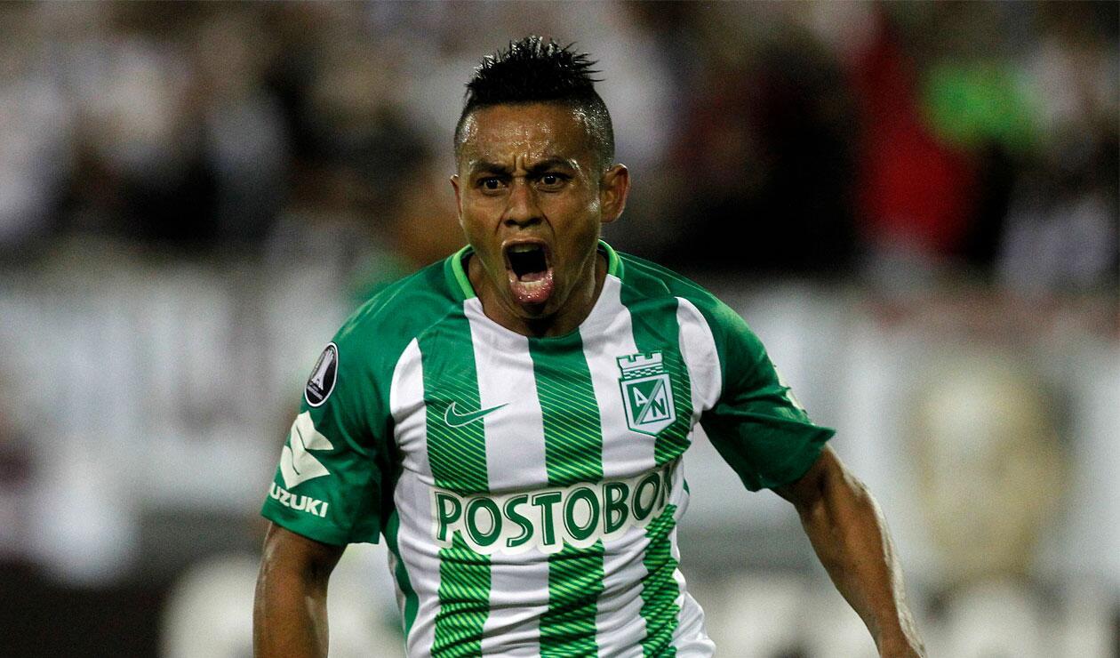 Vladimir Hernández, Atlético Nacional, 2019