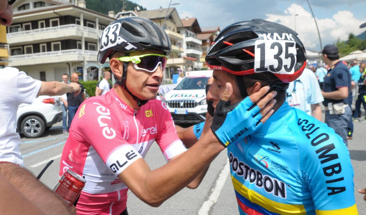 Selección Colombia Manzana Postobón · Giro de Italia sub 23