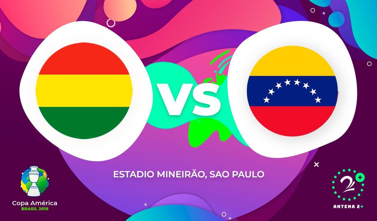 Venezuela Vs Bolivia