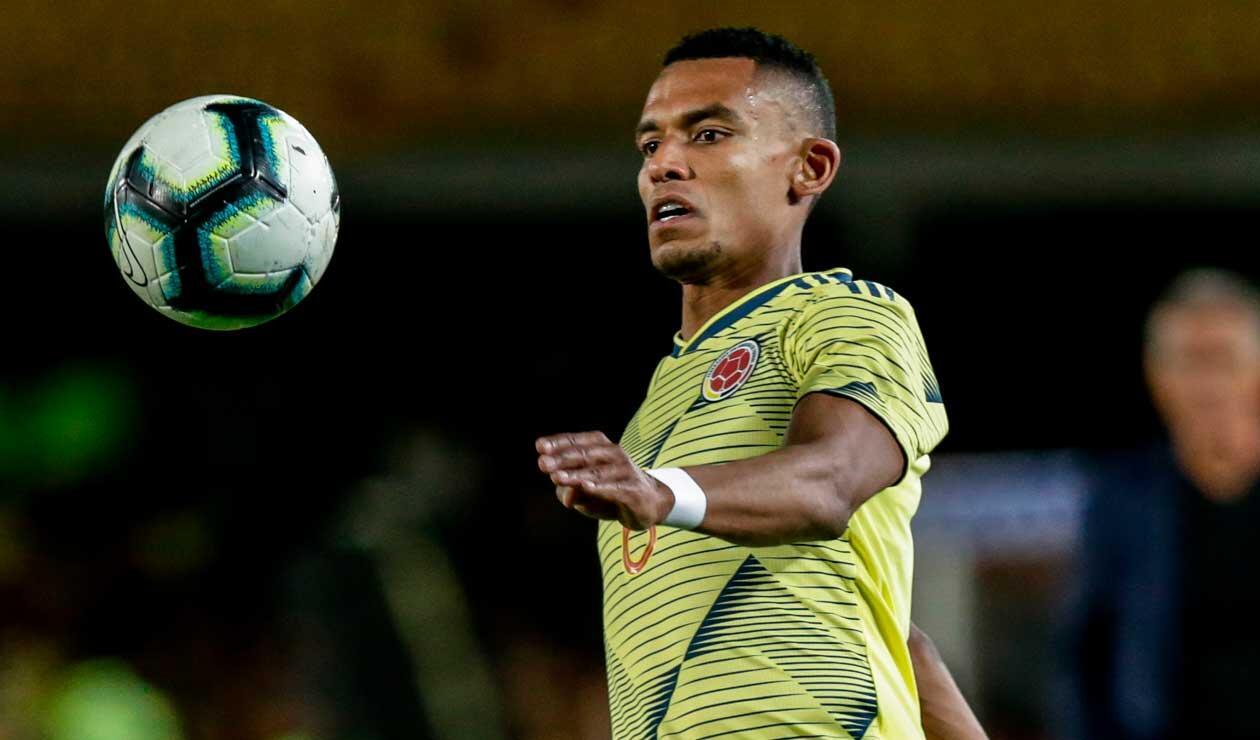 Selección Colombia · William Tesillo
