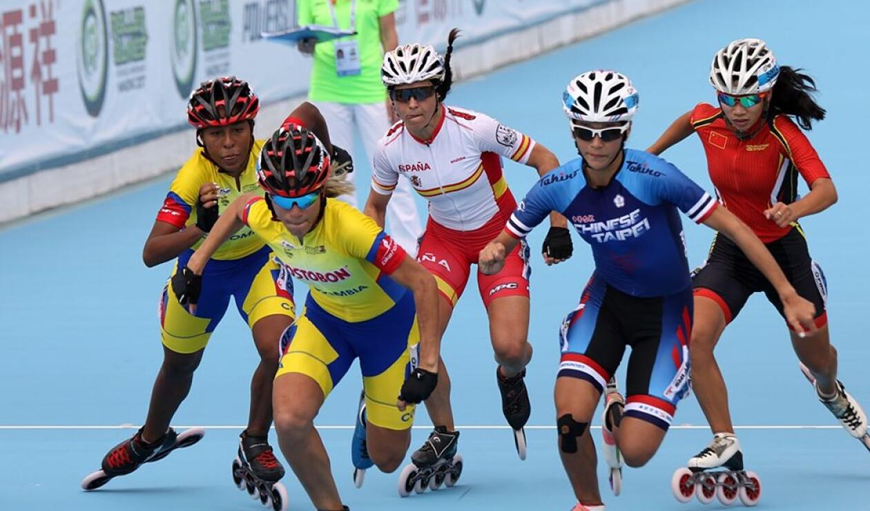World Roller Games, 2019