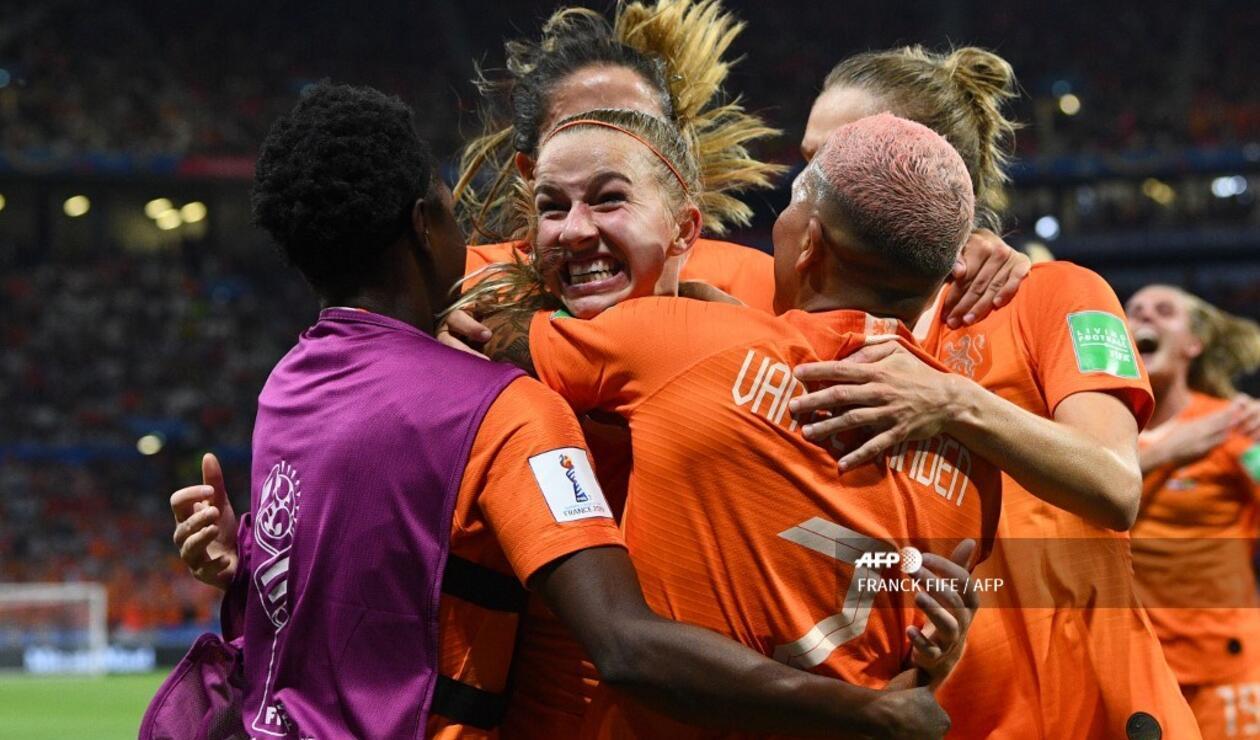 Holanda, Mundial Femenino, 2019