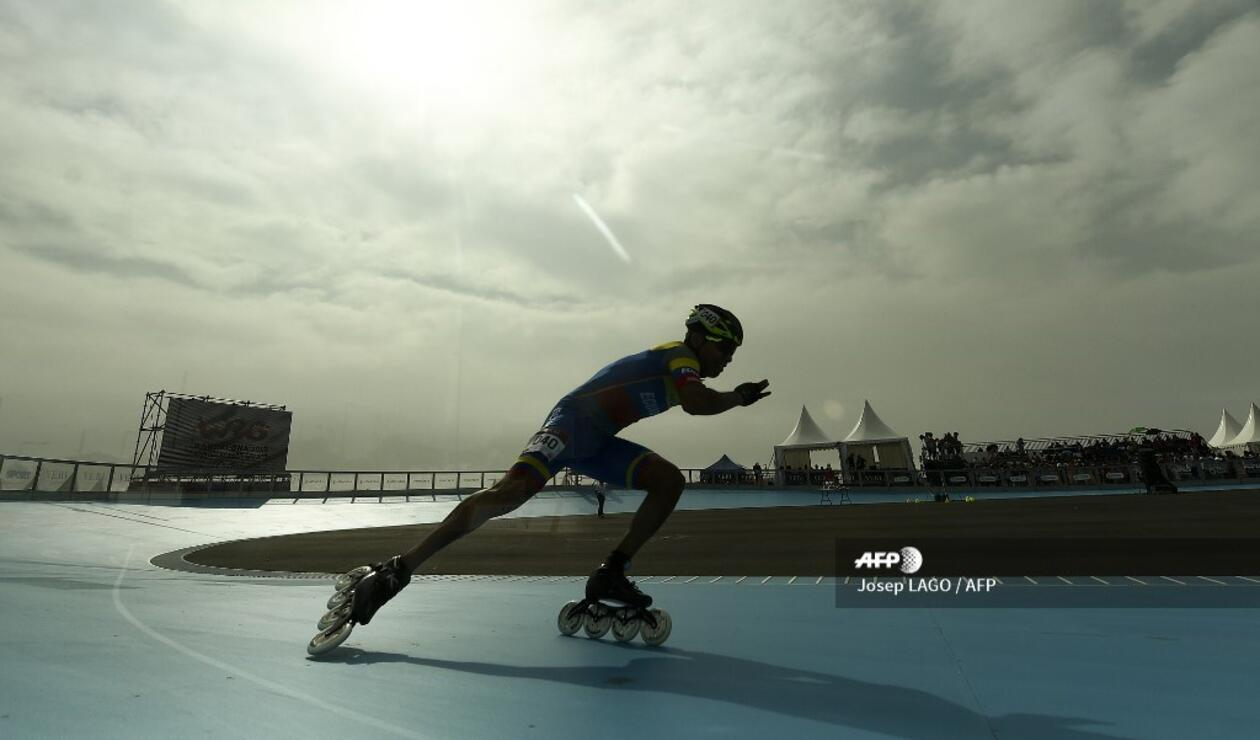 Colombia, World Roller Games, 2019
