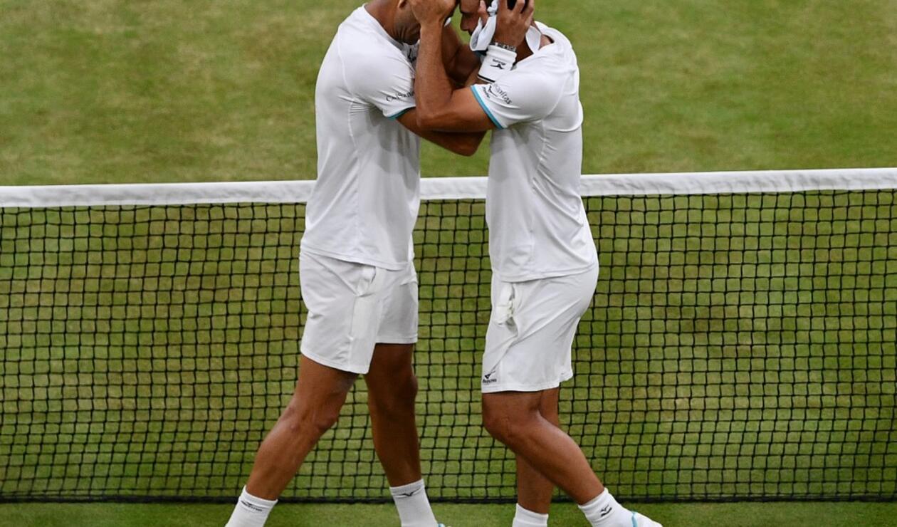Cabal y Farah conquistaron el primer Grand Slam para Colombia