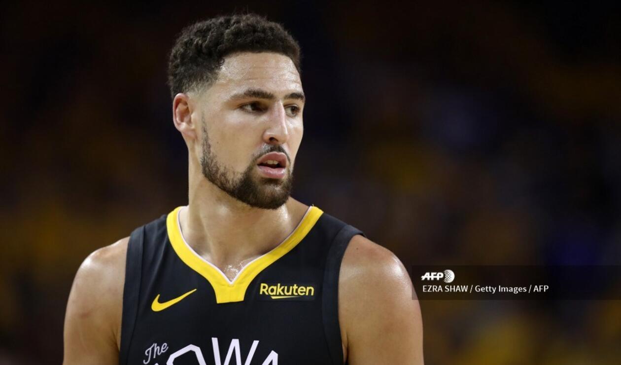 Klay Thompson, Warriors, NBA