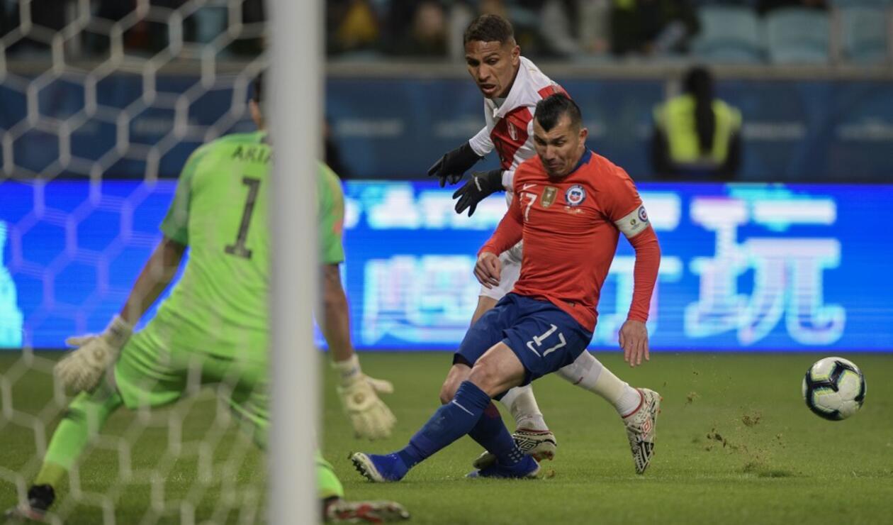 Chile vs Perú - Copa América 2019