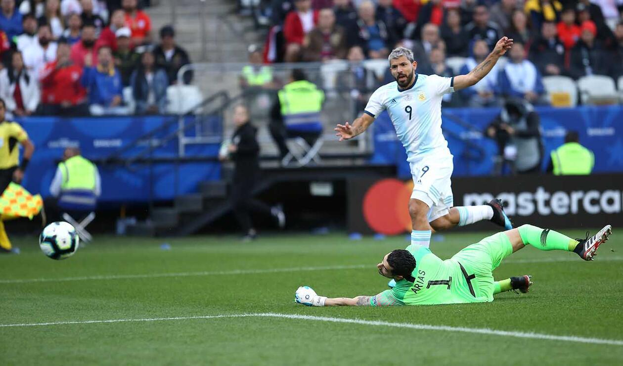 Argentina Vs Chile - Copa América - Paquete 1