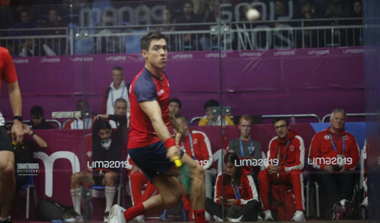 Miguel Ángel Rodríguez - Juegos Panamericanos
