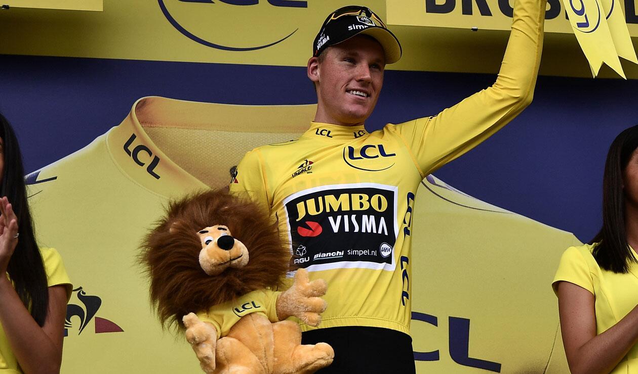 Mike Teunissen, Tour de Francia
