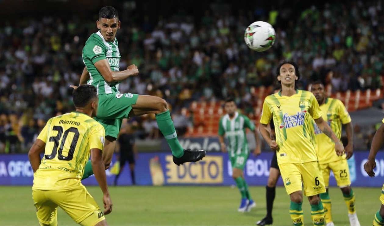Atlético Nacional Vs. Atlético Bucaramanga