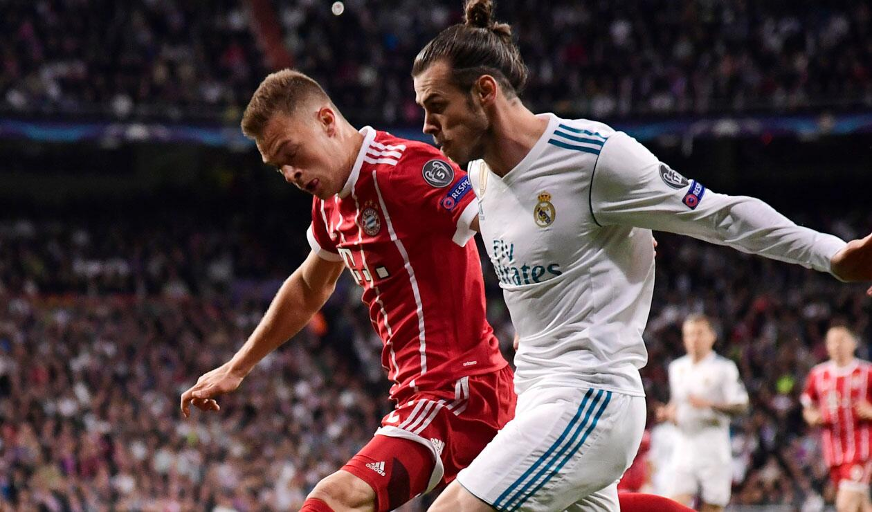 Garteh Bale, Bayern Munich, Real Madrid