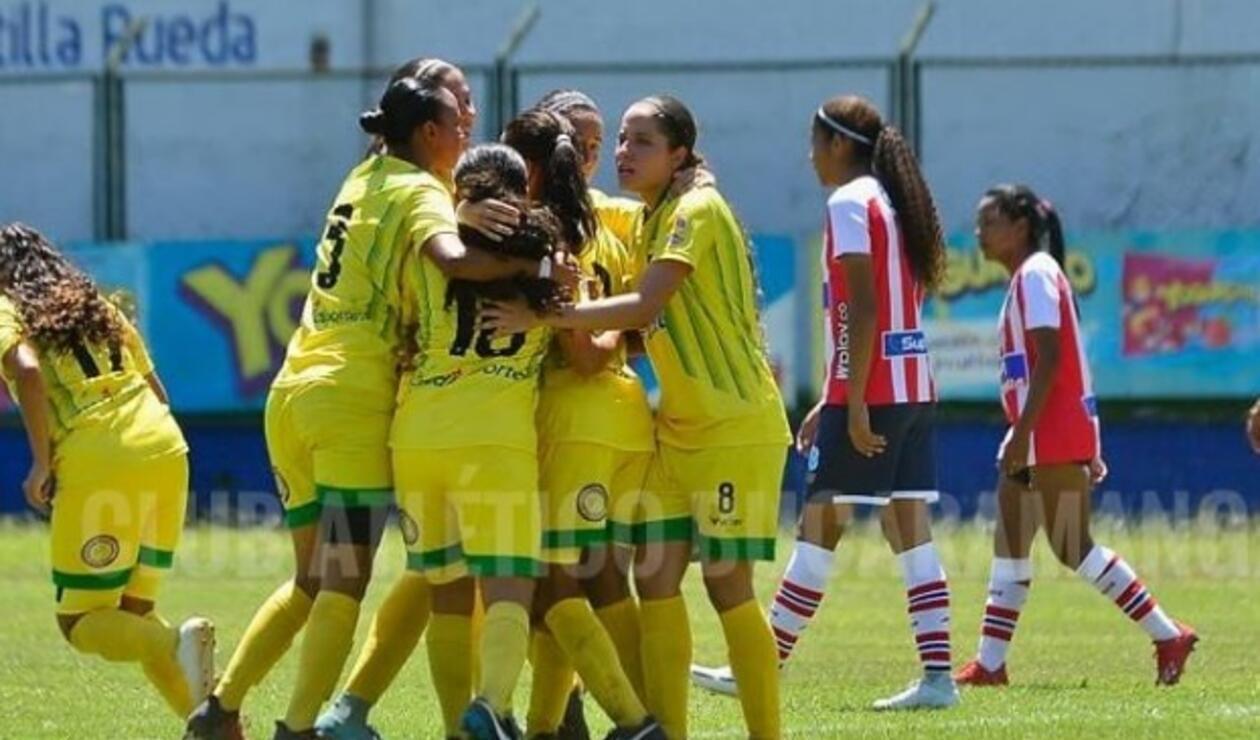 Bucaramanga Femenino