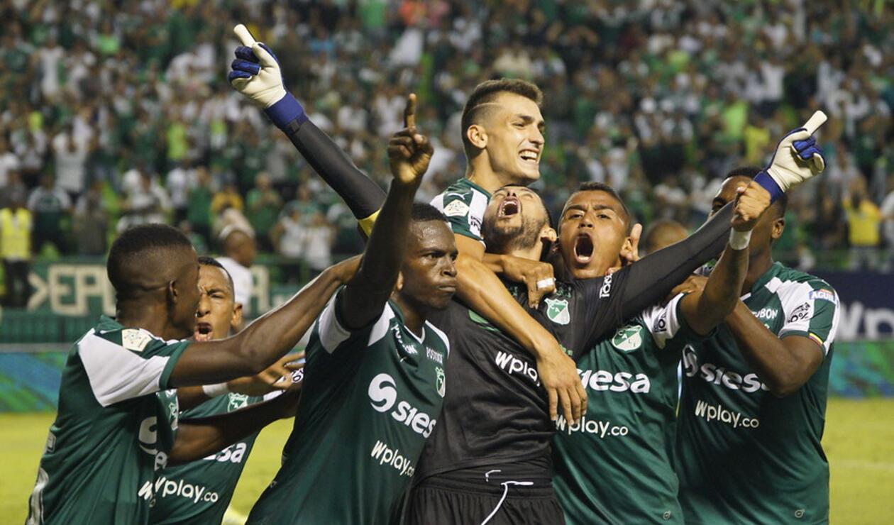 Deportivo Cali - Camilo Vargas