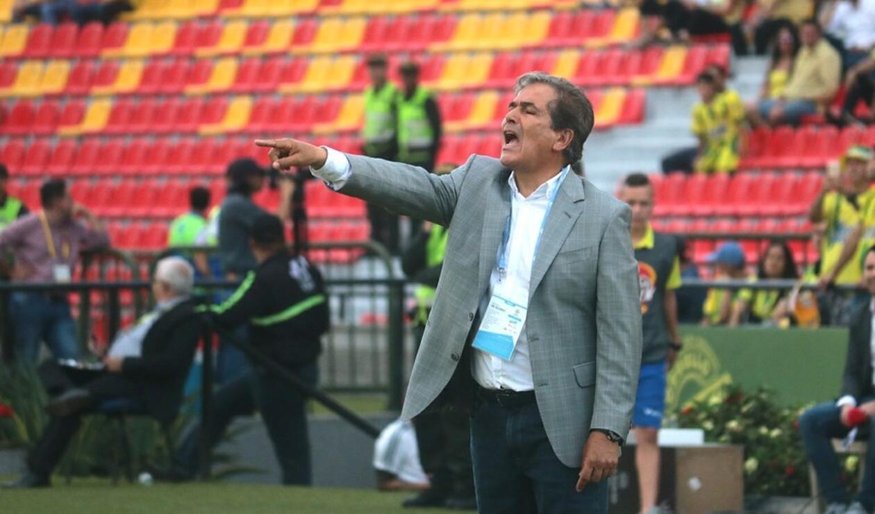 Jorge Luis Pinto - Millonarios