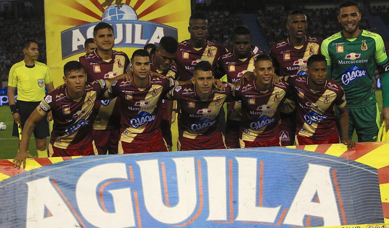 Deportes Tolima - Liga Águila 2019-1