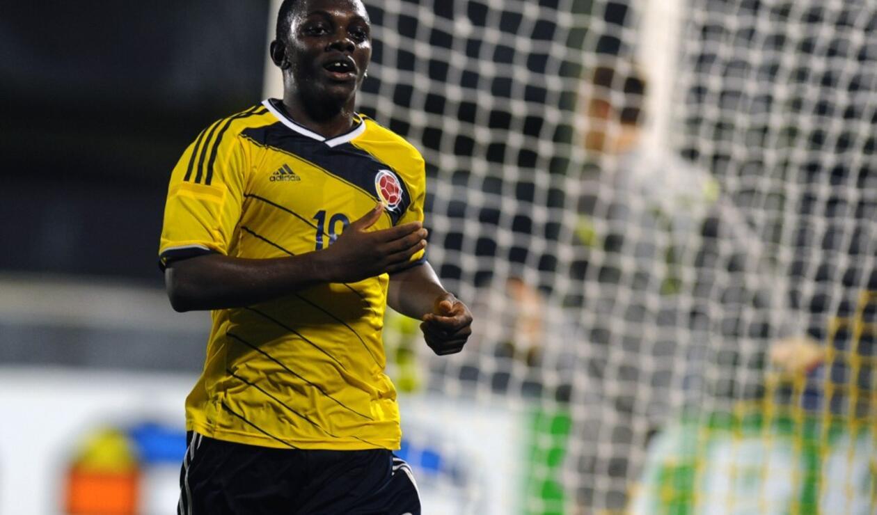 Edwuin Cetre, futbolista colombiano